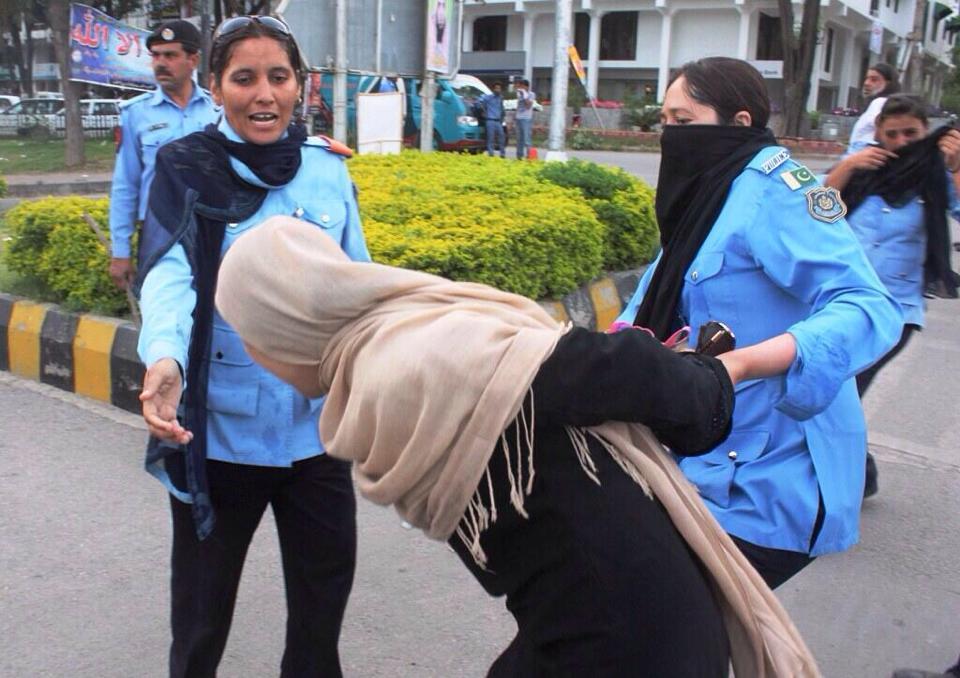 Islamabad ladies