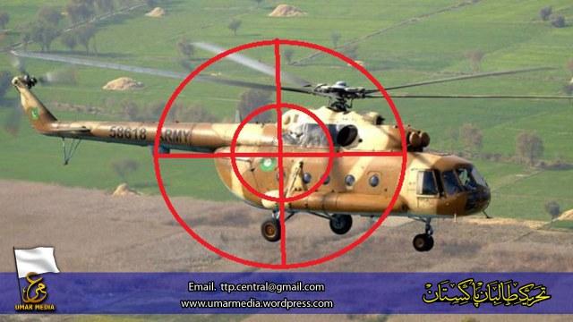 Taliban Pakistan Helicopter Pakistan Tehreek E-taliban
