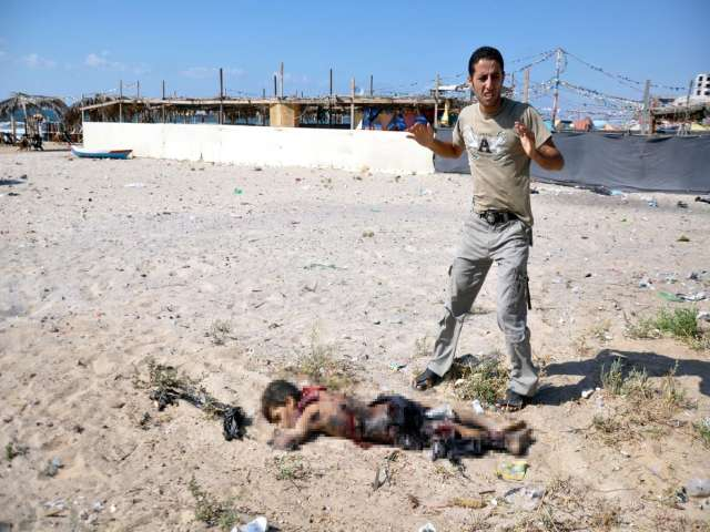 gaza-beach-children-killed