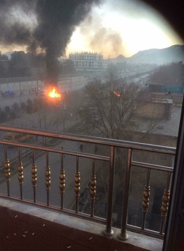"Kabul: Taliban designated Tolo TV a ""military objective"" and"