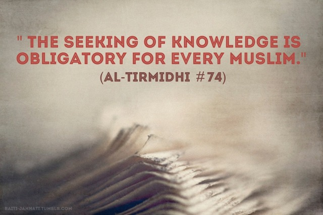 seeking-knowledge-is-obligatory
